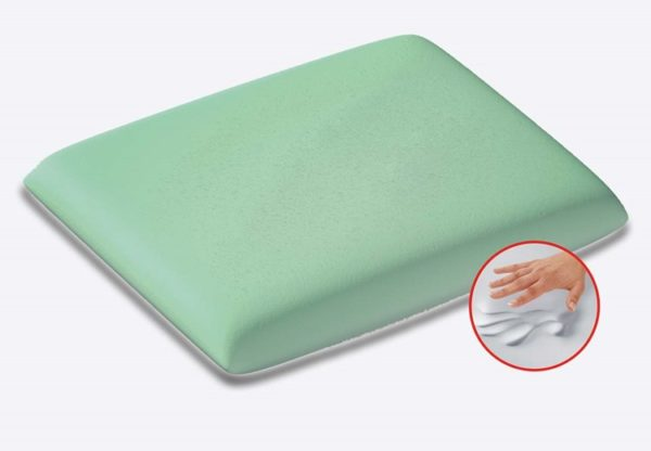 Cuscini In Aloe Vera.Cuscino Memory Foam E Aloe Vera Proprieta E Benefici