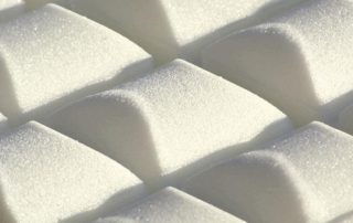 Materasso in lattice naturale e memory foam