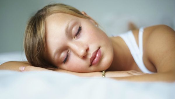 Pensieri positivi prima di dormire