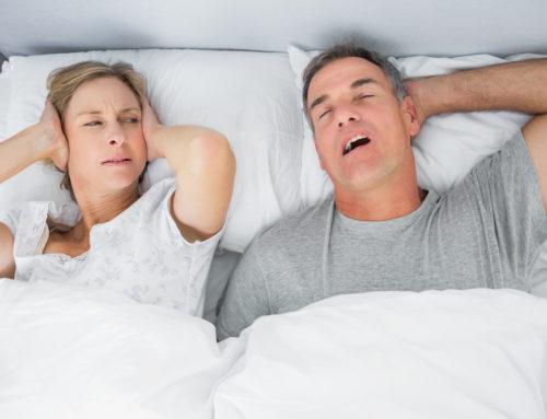 Come prevenire il russamento: le abitudini malsane da combattere